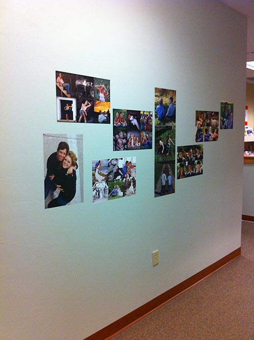 InkWorks Printing, LLC Develops Personalized Wall Graphics