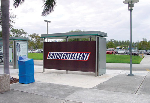 Snickers Shelter