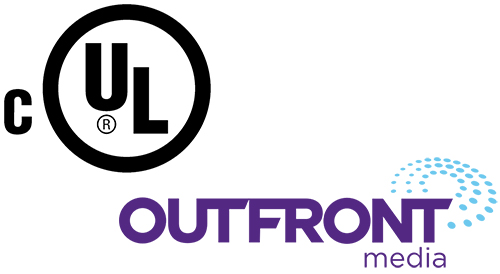 UL Outfront Media Logos