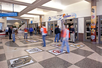 Increase Sales with Floor and Carpet Graphics