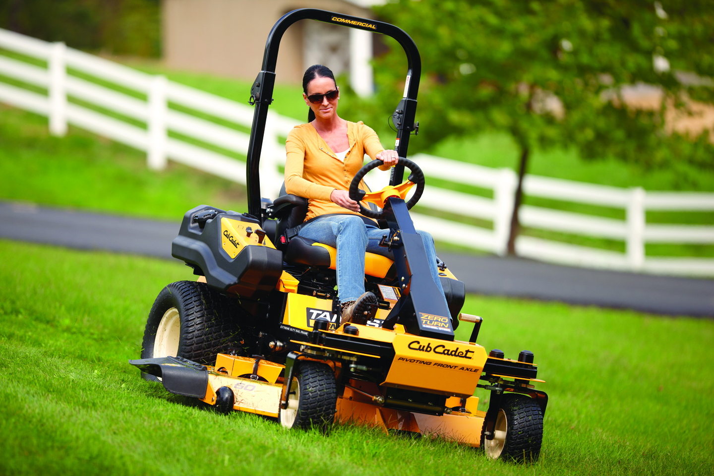 Lawn Mower CubCadet Zero Turn